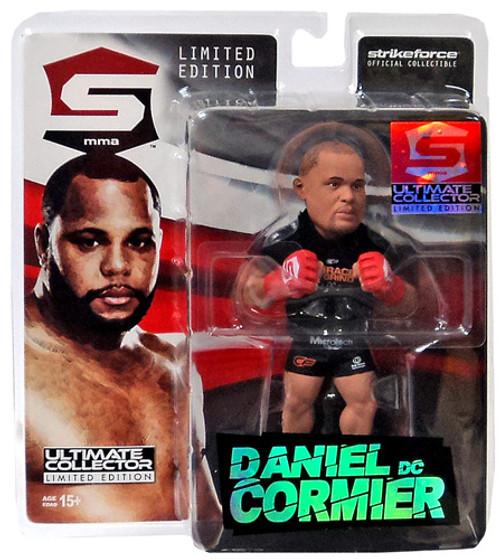 UFC Ultimate Collector Series 14 Daniel Cormier Action Figure [Limited Edition, Strikeforce]