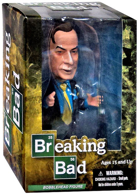 Breaking Bad Saul Goodman 6-Inch Bobble Head