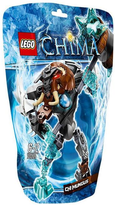 LEGO Legends of Chima CHI Mungus Set #70209