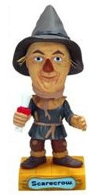 Funko The Wizard of Oz Wacky Wobbler Scarecrow Bobble Head