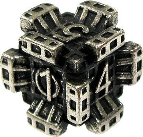 IronDie Silver Fortress Ultra Rare Single Die #164