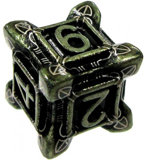 IronDie Green Swarm Rare Single Die [Rare]