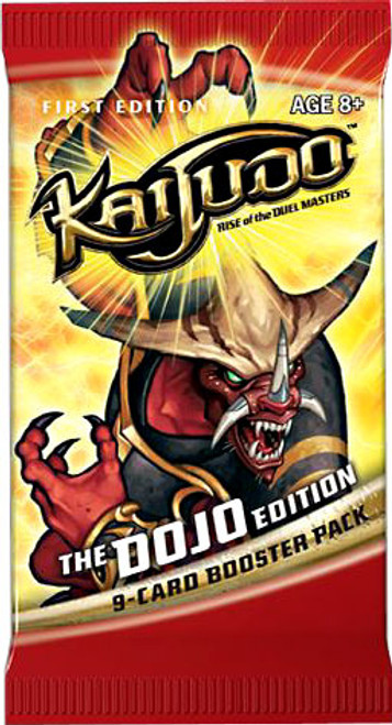Kaijudo Rise of the Duel Masters The Dojo Edition Booster Pack