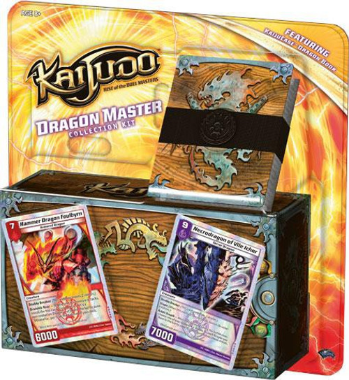 Kaijudo Rise of the Duel Masters Dragon Master Collection Kit