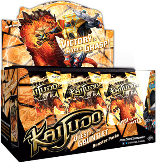 Kaijudo Quest for the Gauntlet Booster Box
