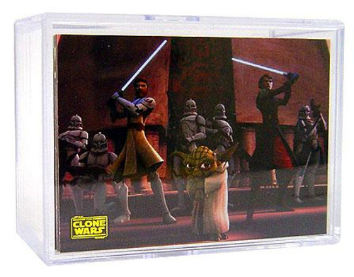 Star Wars The Clone Wars Clone Wars Animated Series Complete Basic Set