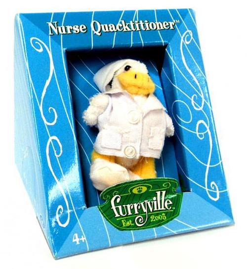 Furryville Nurse Quacktitioner Figure