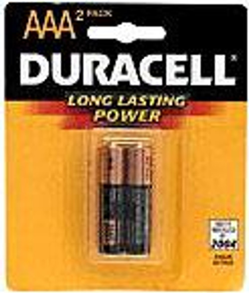 Duracell AAA Battery 2-Pack