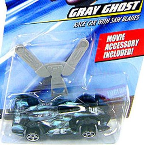 Speed Racer Hot Wheels Gray Ghost 1/6 Diecast Vehicle