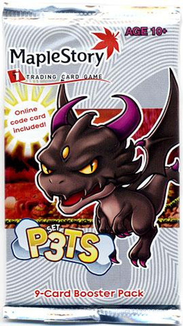 Maple Story Trading Card Game P3ts (Pets) Booster Pack [Pets]