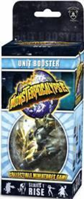Monsterpocalypse Series 1 Rise Unit Booster Pack