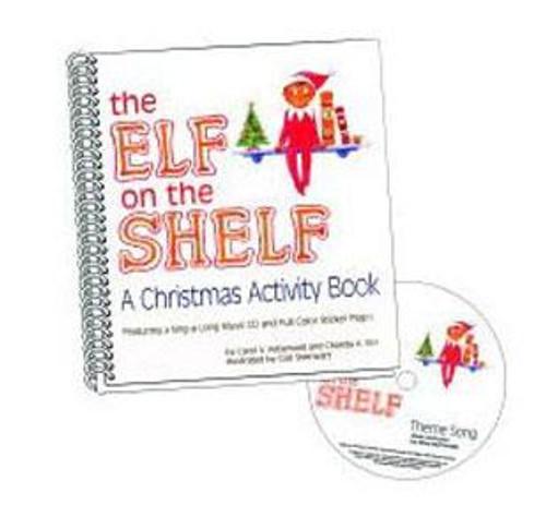 The Elf on the Shelf Activity Book