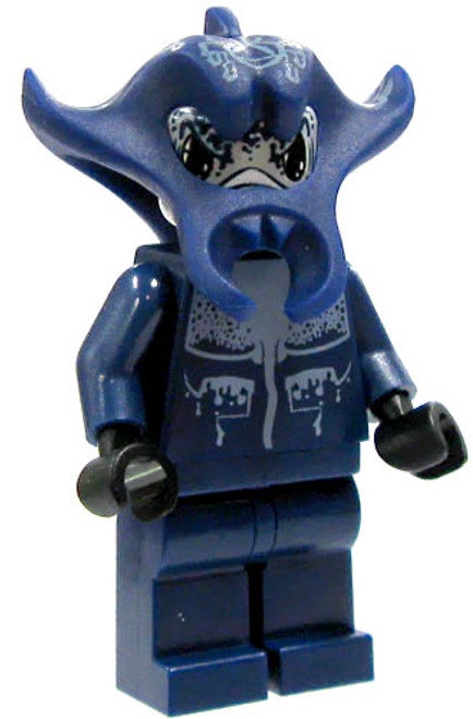 LEGO Atlantis Loose Manta Warrior Minifigure [Loose]