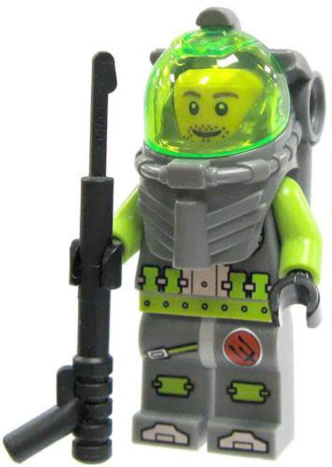 LEGO Atlantis Loose Sea Diver Minifigure #3 [Loose]