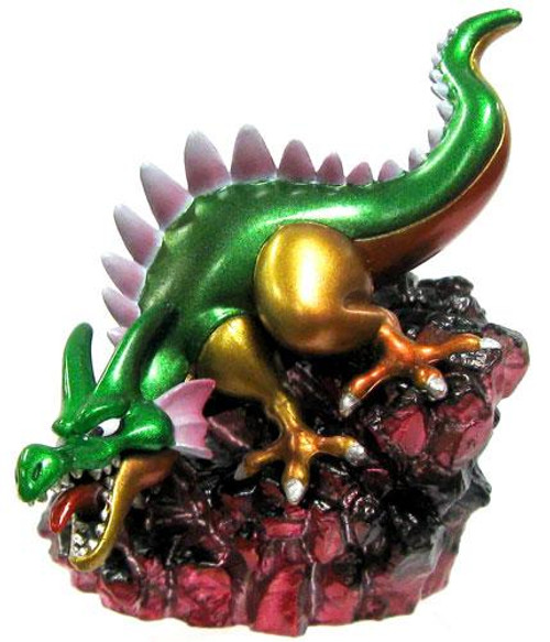 Dragon Quest V Monsters Gallery Chapter 3 Metallic Green Dragon PVC Figure [Chase Figure]
