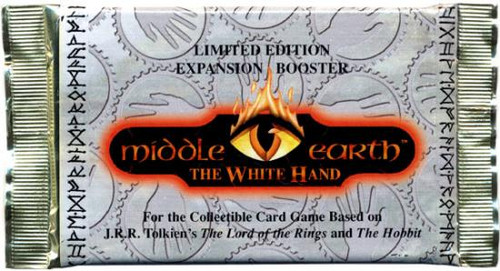 The Lord of the Rings Middle-Earth CCG The White Hand Booster Pack [12 Cards]