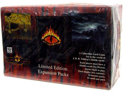 The Lord of the Rings Middle-Earth CCG The Dragons Booster Box