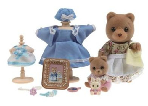 Calico Critters Margaret and Halley's Dress Shop Set