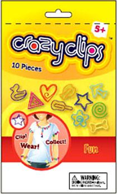 CrazyClips Fun 10-Pack