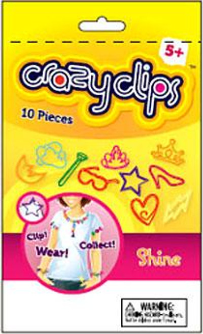 CrazyClips Shine 10-Pack