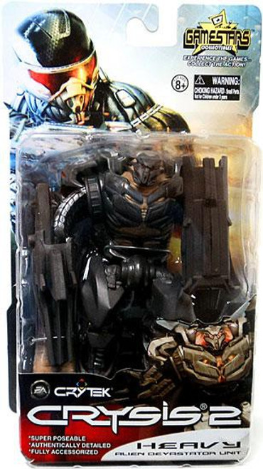 Crysis 2 Gamestars Heavy Action Figure [Alien Devastator Unit]