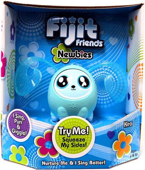 Fijit Friends Kira Interactive Toy [Aqua Blue]