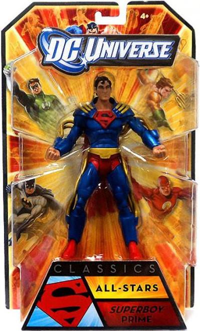 DC Universe All-Stars Classics Superboy Prime Action Figure