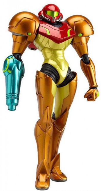 Metroid Figma Samus Aran Action Figure #133
