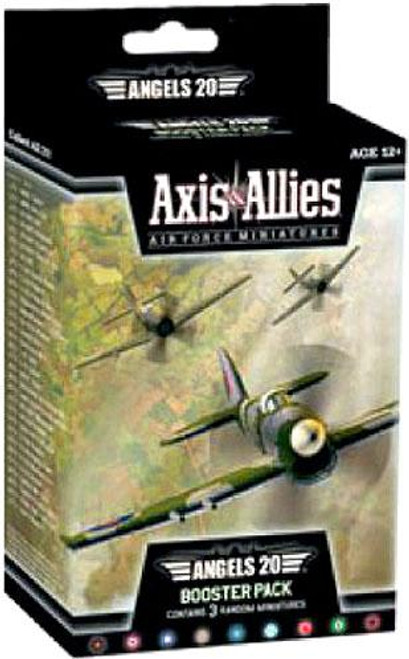 Axis & Allies Air Force Miniatures Angels 20 Booster Pack