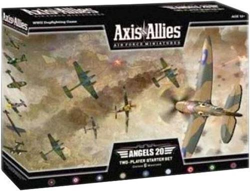 Axis & Allies Air Force Miniatures Angels 20 2-Player Starter Set