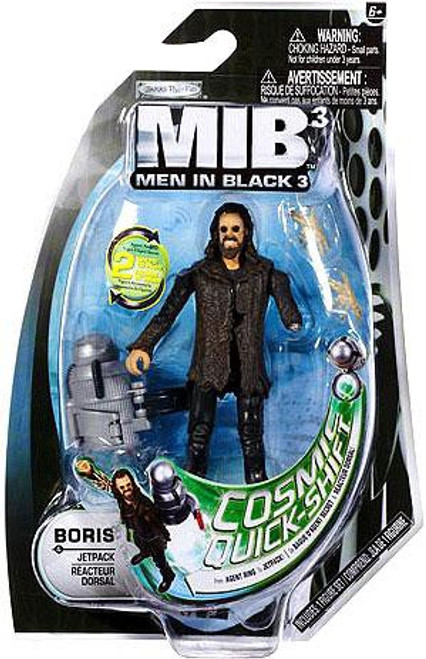 Men in Black 3 Boris Action Figure
