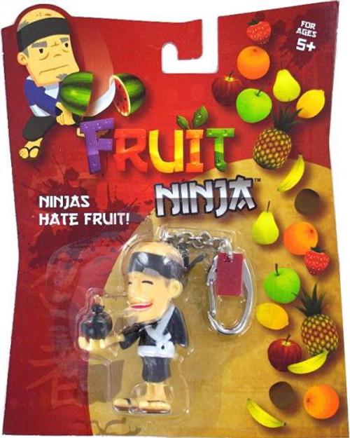 Fruit Ninja Blade Slice Bomb Sensei Keychain