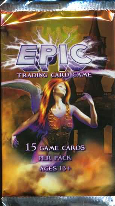 Epic Battles Booster Pack Booster Pack
