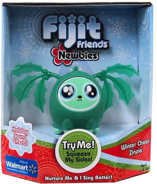 Fijit Friends Zinzie Interactive Toy [Winter Cheer]