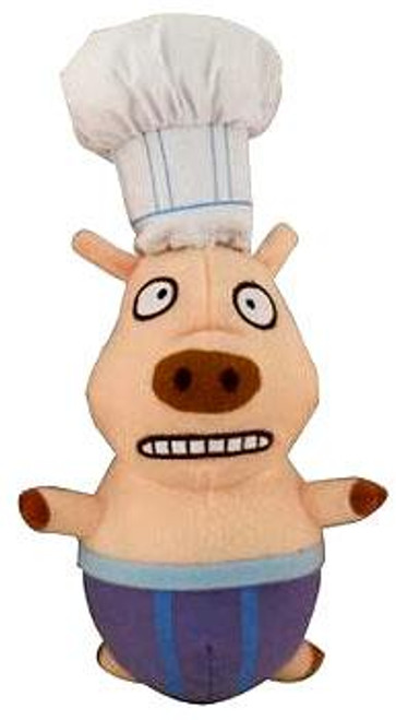 Almost Naked Animals Piggie 12-Inch Plush