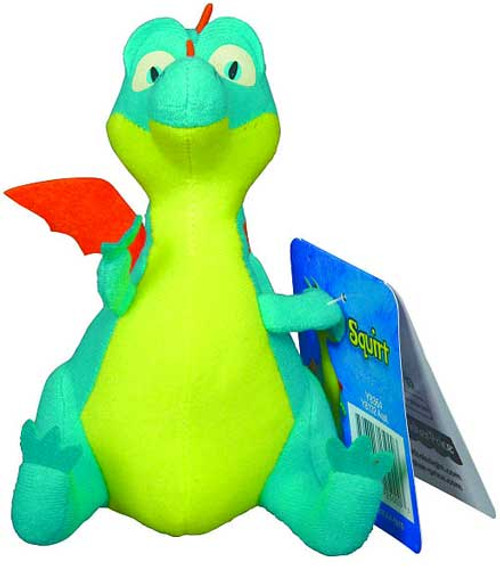 Fisher Price Mike the Knight Squirt 6-Inch Plush