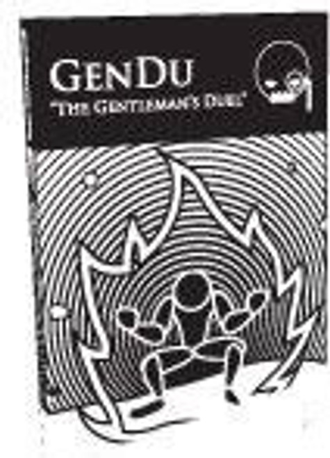 GenDu The Gentleman's Duel Alpha Booster Pack