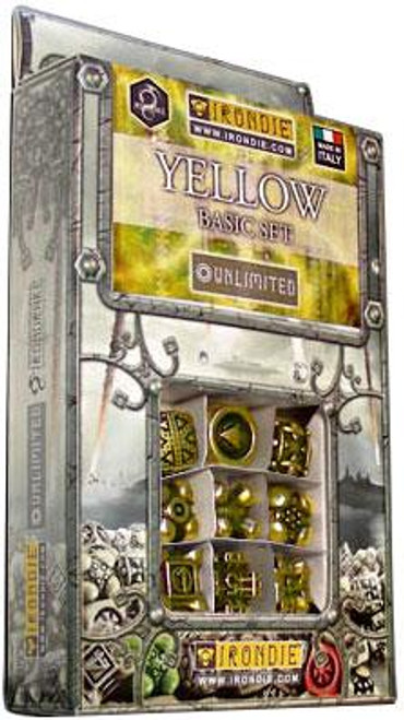 IronDie Unlimited Yellow Basic Starter Set