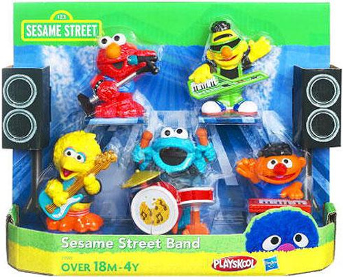 Sesame Street Band Exclusive Playset