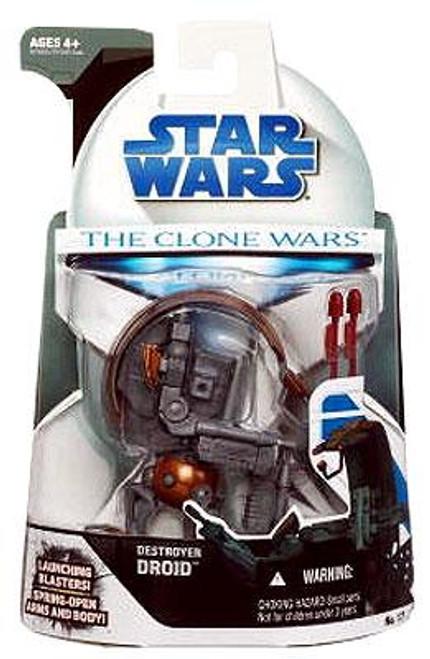 Star Wars The Clone Wars Clone Wars 2008 Destroyer Droid Action Figure #17
