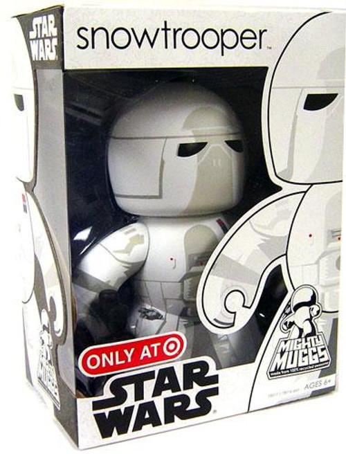 Star Wars The Empire Strikes Back Mighty Muggs Exclusives Snowtrooper Exclusive Vinyl Figure