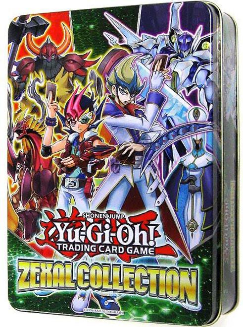 YuGiOh Zexal 2013 Collector Tin Zexal Collector Tin [Sealed]