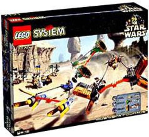 LEGO Star Wars The Phantom Menace Mos Espa Podrace Set #7171