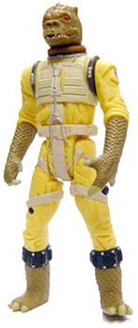 Star Wars The Empire Strikes Back Power of the Force POTF2 Loose Bossk Action Figure [Loose]