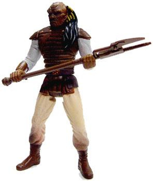 Star Wars Return of the Jedi Power of the Force POTF2 Loose Weequay Action Figure [Loose]