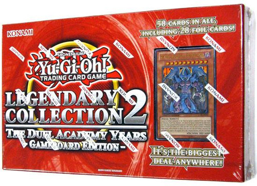 YuGiOh GX Legendary Collection 2: The Duel Academy Years [Gameboard Edition]