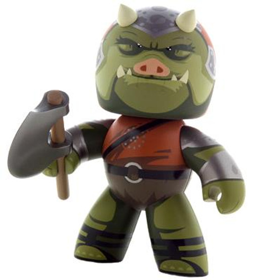 Star Wars Return of the Jedi Mighty Muggs 2009 Wave 2 Gamorrean Guard Vinyl Figure