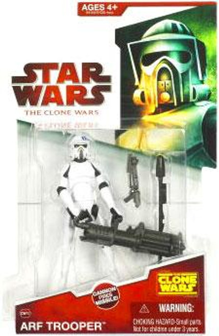Star Wars The Clone Wars Clone Wars 2009 ARF Trooper Action Figure CW10