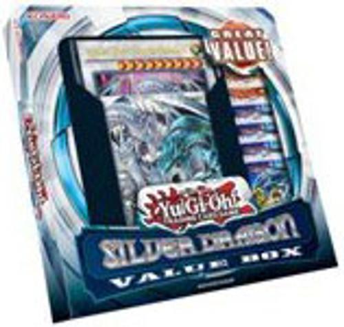 YuGiOh YuGiOh Zexal Silver Dragon Value Box [Sealed]