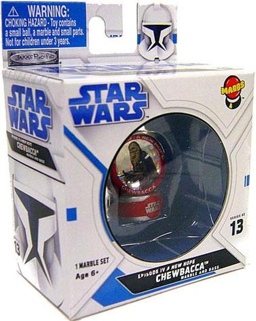 Star Wars A New Hope Marbs Series 2 Chewbacca Marble #13